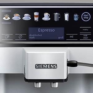 Siemens Kaffeevollautomat Steuerung