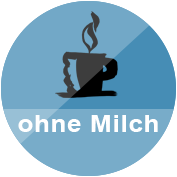 Ohne Milch