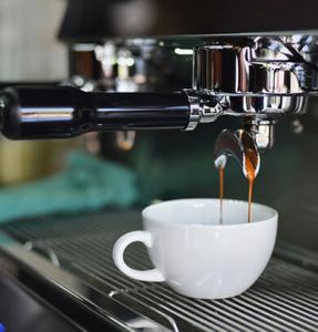 Kaffee brühen
